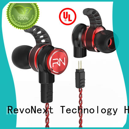 RevoNext qt5 triple driver in ear headphones factory for sale