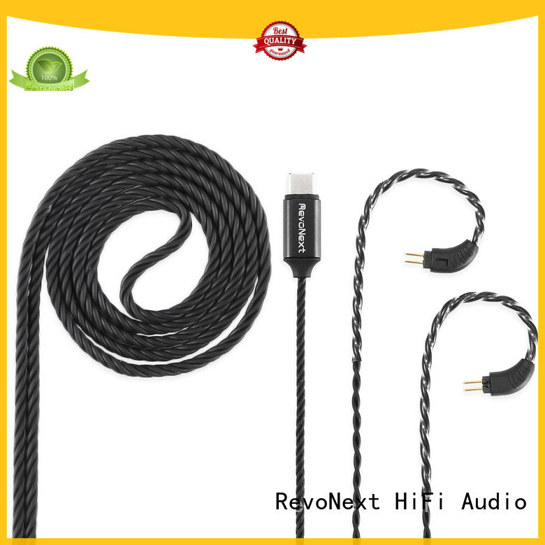 RevoNext cable 2 pin bluetooth cable with good price for headphone