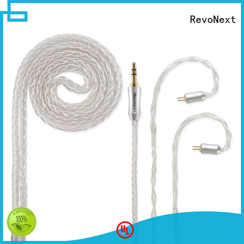 RevoNext factory price bluetooth cable best supplier for headphone