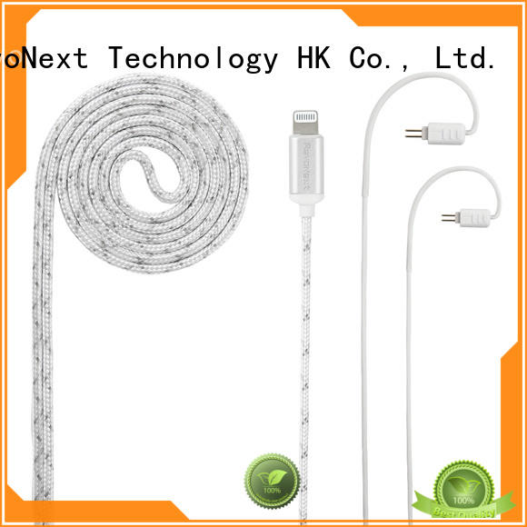 RevoNext stereo headphone cable directly sale for headphone