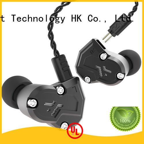 QT3S Quad Drivers In-Ear Headphone