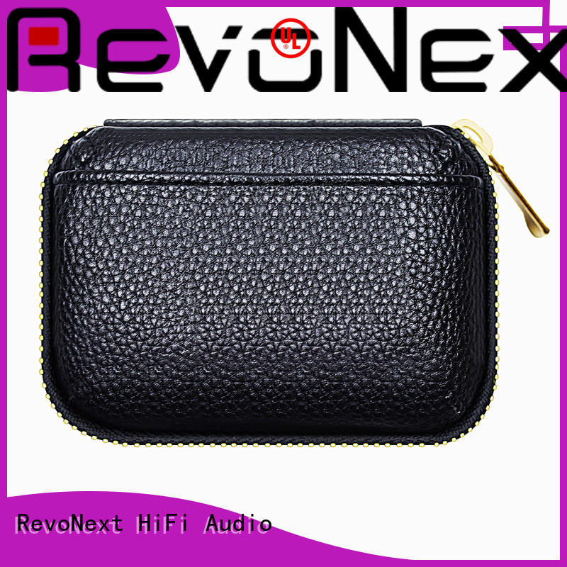 RevoNext headset pouch supplier for convenience