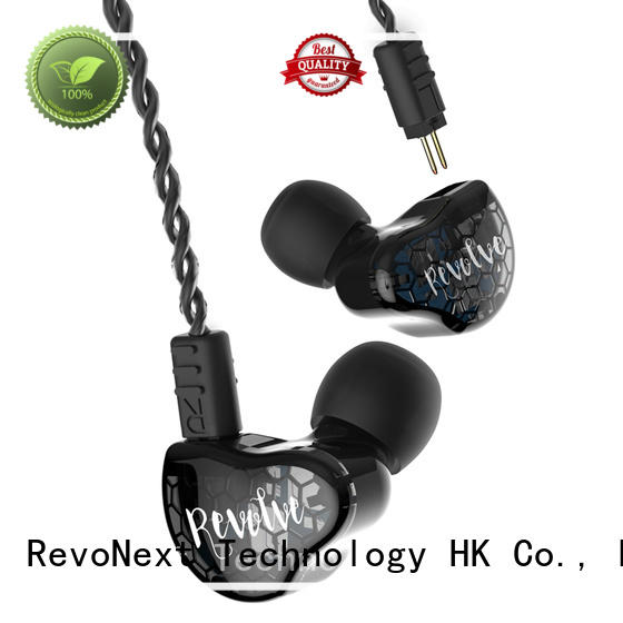 RX8S Triple Drivers In-Ear Headphone