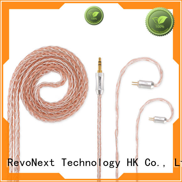 RevoNext professional 2 pin bluetooth cable company for stereo sound