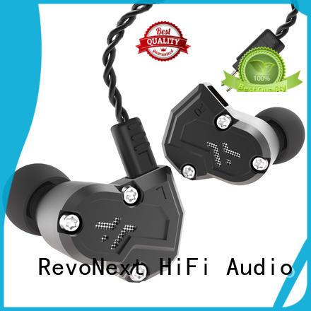 RevoNext customized hifi earphones supply for sport