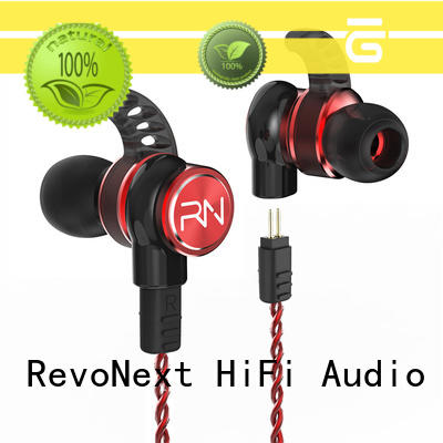 RevoNext drivers detachable cable headphones supplier for relaxing